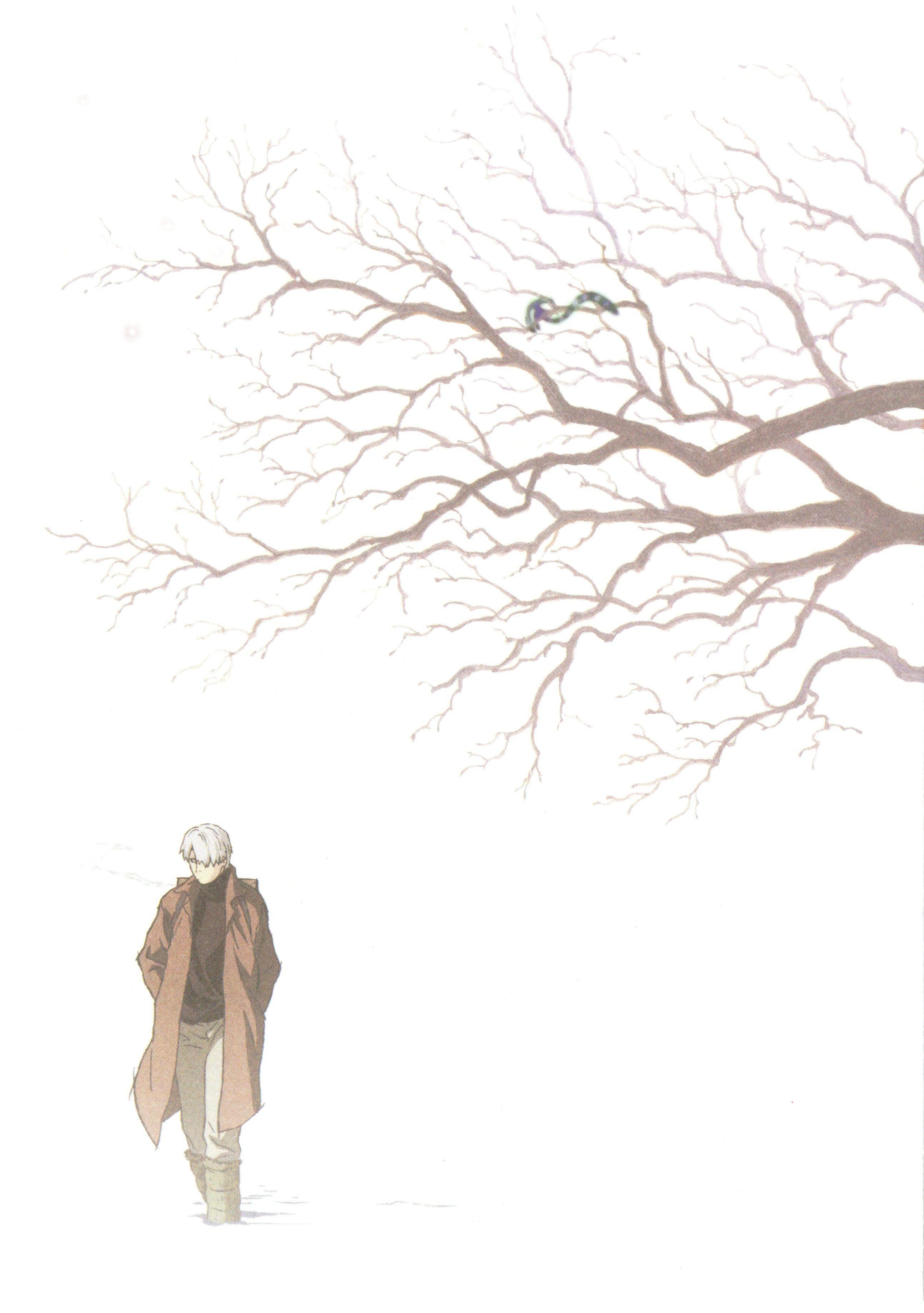 Mushishi Artland Yuki Urushibara Manga anime, Yuki