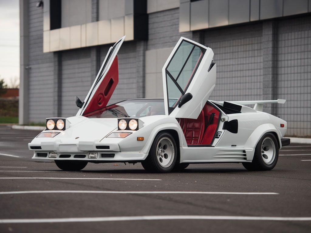 1988 Lamborghini Countach LP 500 QV | V12, 5,167 Cm³ | 420 Bhp | Design