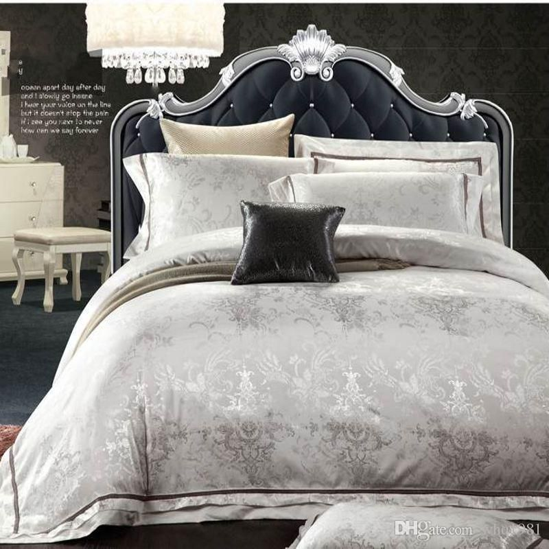Egyptian Cotton Luxury Bedding Set Butterfly Embroidery Bed Set Girls King Queen Bed Linens Pink Duvet Cover B Queen Bed Linen Bed Linens Luxury Luxury Bedding