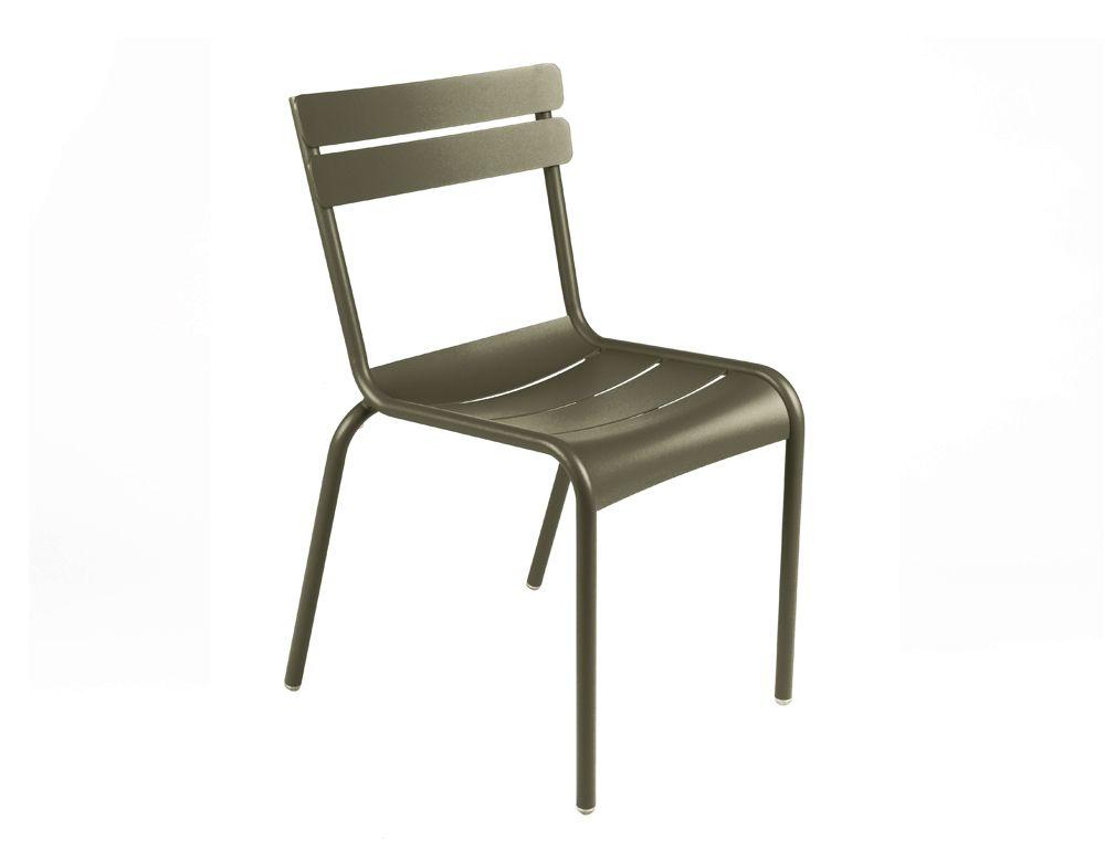 Mobilier Luxembourg : #Chaise de jardin #Couleur Savane #Design ...