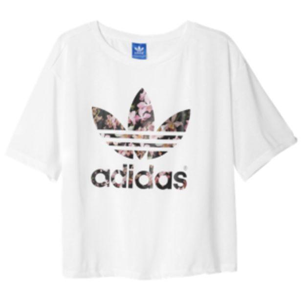 0bb98f21084 adidas Originals Orchid T-Shirt - Women's | Clothing | Adidas shirt ...