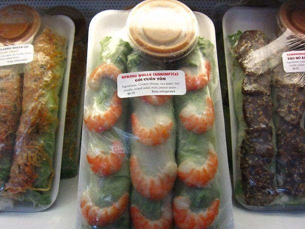 Menu: Nhu'Lan Bakery - Chicago, IL