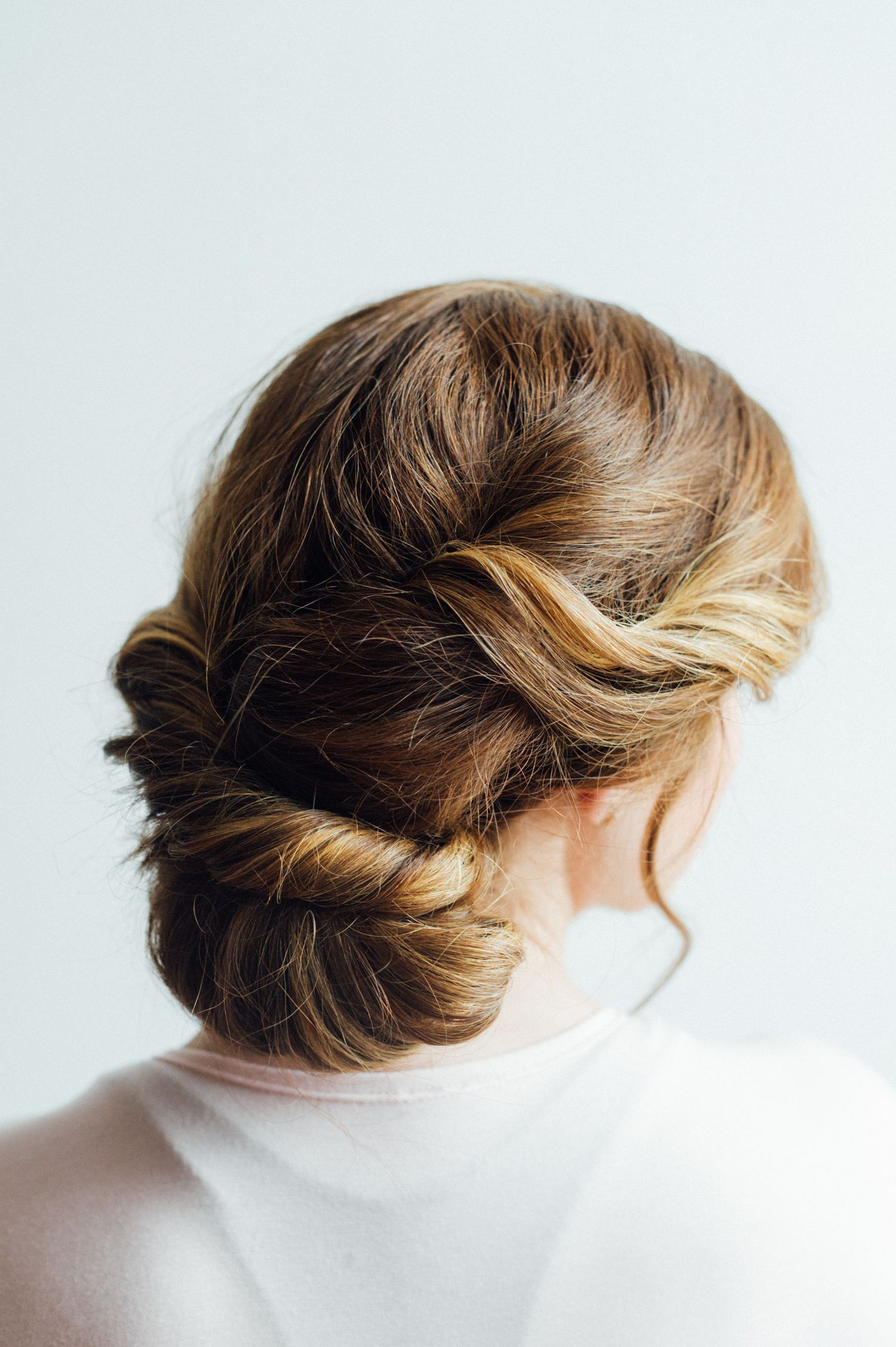 Easy diy updo for after wedding brunch or rehearsal dinner updo easy diy updo for after wedding brunch or rehearsal dinner layered hairstylesformal solutioingenieria Image collections