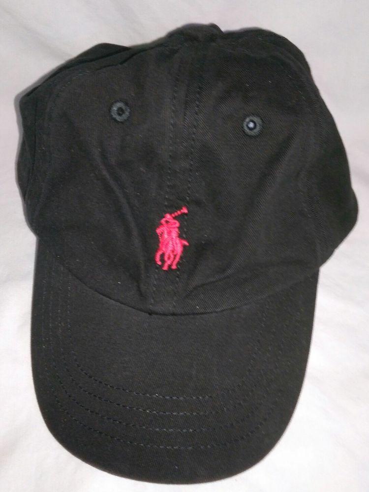 69be9887c00  7.96 or best offer EUC Polo Ralph Lauren Toddler Boys Big Pony Red  Baseball Hat 2T - 4T  PoloRalphLauren  baseballcap  hats