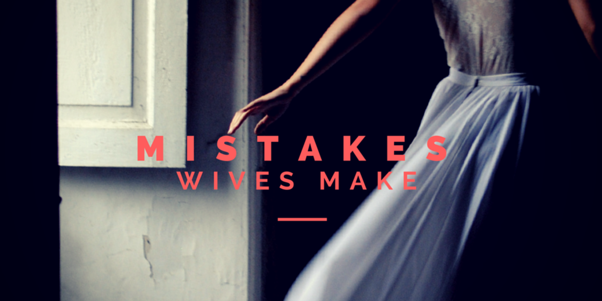 """""""Many times, wives think they're communicating just fine, but we find bitterness, resentment, grudges, and unexpressed issues. A wife will tell us a whole litany of things that are going wrong in her marriage, but when we ask if she's talked to her husband about it, she looks like a deer in the headlights. Sometimes she's talked so much about the issue with everyone except her husbandshe doesn't even realize she hasn't talked to him.""""…"""