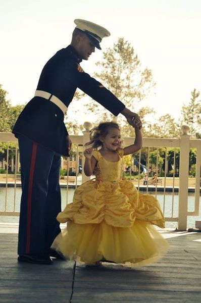 Dancing with Daddy ~
