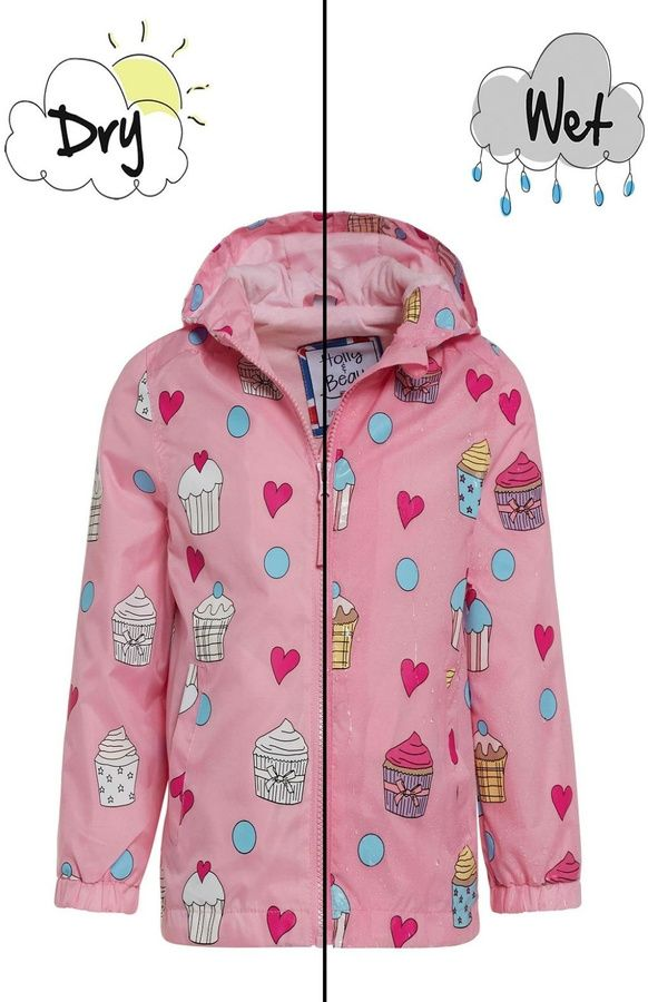 Pin by Debra Mundell on Kids Raincoats in 2019 | Hooded