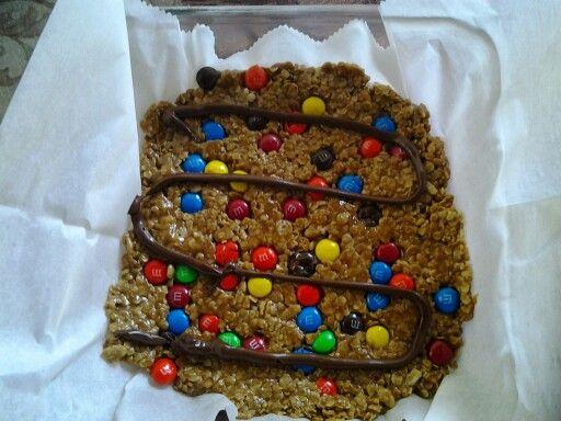 Granola treat