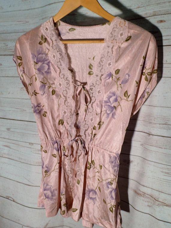 70's Womens Vintage Tom Bezduda for Barad Pink by DOINGITSOBER