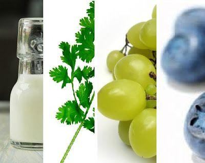 Hierbas y Jugos saludables para limpiar el riñón.