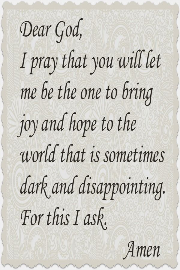 Amen! prayables.org more prayers, affirmations, blessings