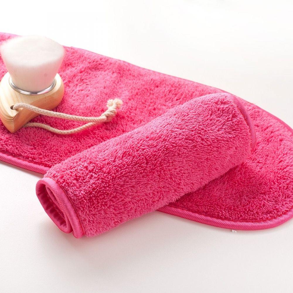 Reusable Microfiber Facial Cloth Face Towel Makeup Remover