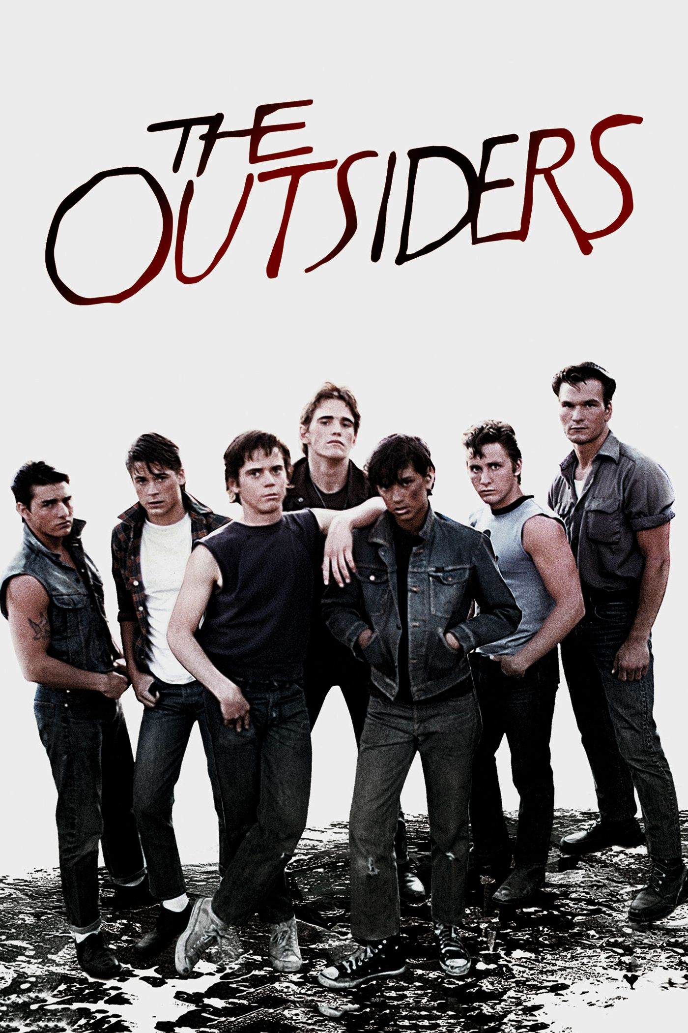 movie the outsiders The Outsiders Outsiders movie, The