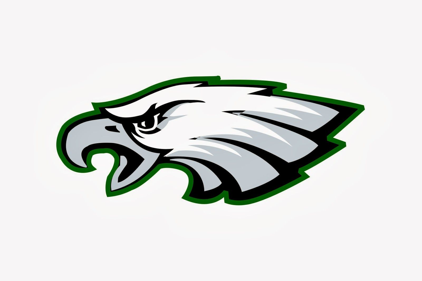 philadelphia eagles logo yahoo image search results nfl nba rh pinterest com philadelphia eagles clip art free philadelphia eagles clip art images