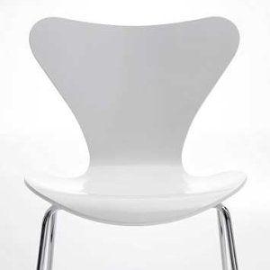 All Time Favorite De Vlinderstoel Van Arne Jacobsen Spisestuestol