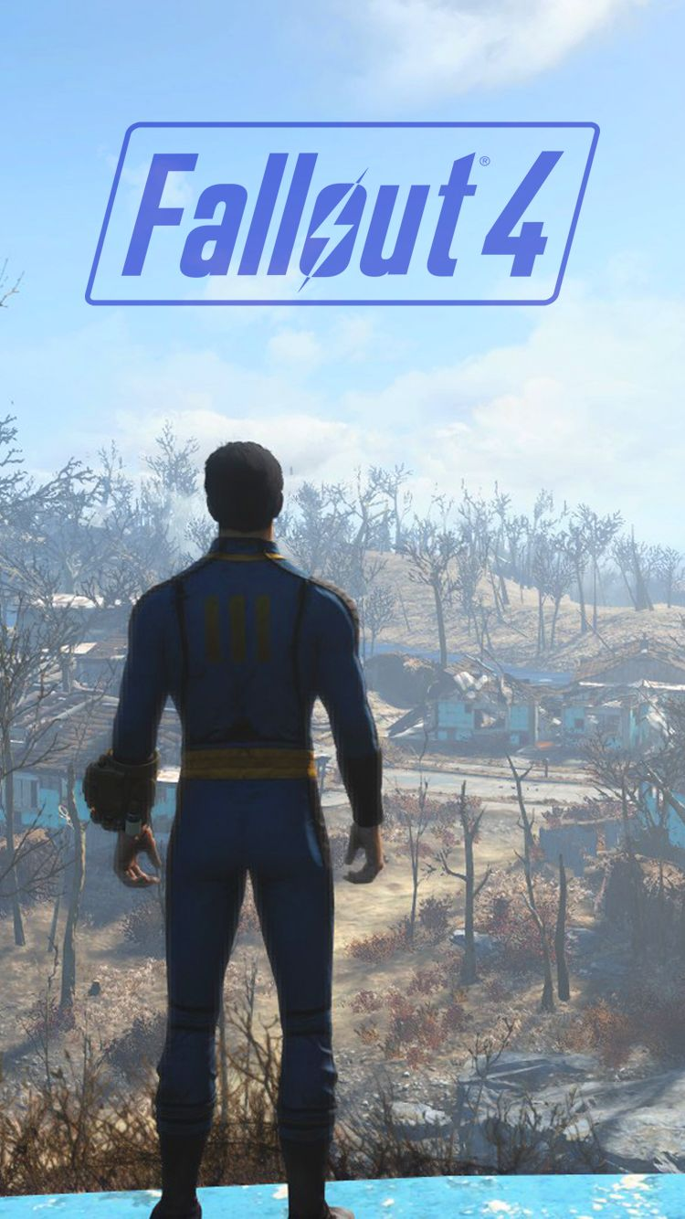 A fallout 4 phone background i made for myself thought i would share a fallout 4 phone background i made for myself thought i would share it voltagebd Images