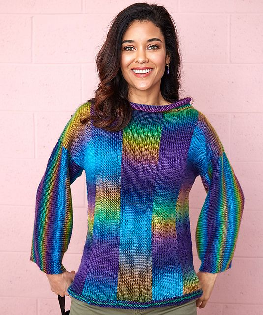 Ravelry Bargello Knit Sweater Pattern By Patty Nance