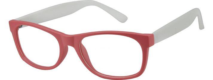 153019ac427 Pink Rectangle Glasses  234919