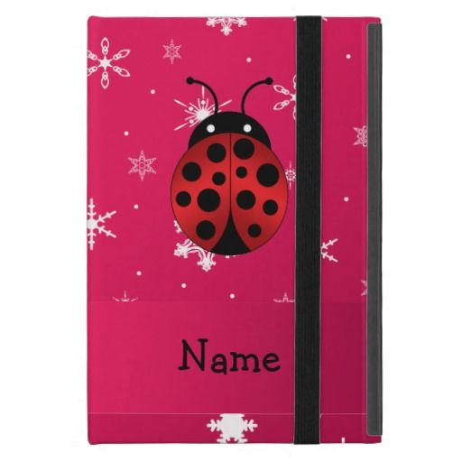 >>>This Deals          	Personalized name ladybug pink snowflakes cover for iPad mini           	Personalized name ladybug pink snowflakes cover for iPad mini you will get best price offer lowest prices or diccount couponeHow to          	Personalized name ladybug pink snowflakes cover for iPa...Cleck See More >>> http://www.zazzle.com/personalized_name_ladybug_pink_snowflakes_ipad_case-256812113902347426?rf=238627982471231924&zbar=1&tc=terrest