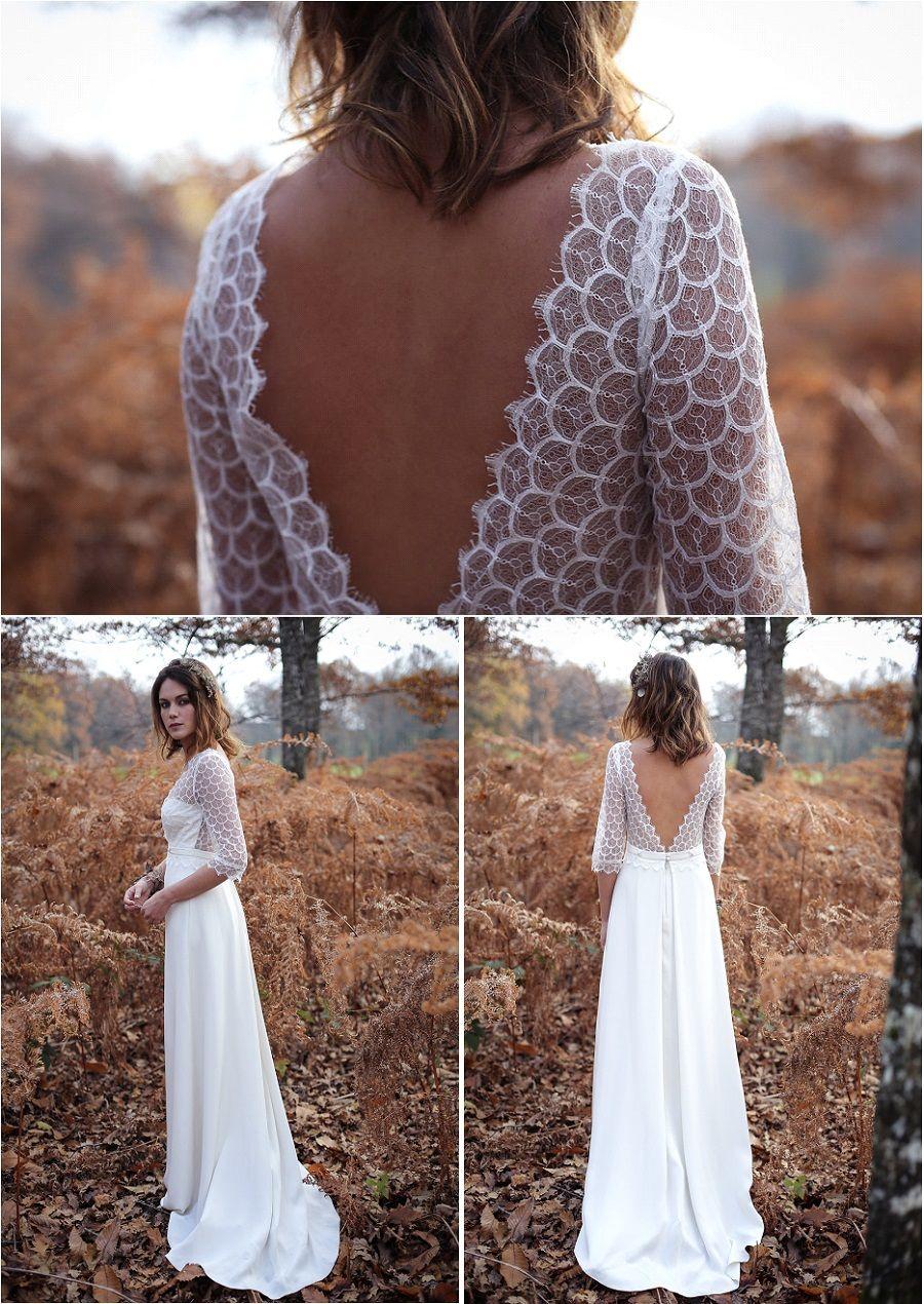 Confidentiel Création robes de mariée à Bordeaux