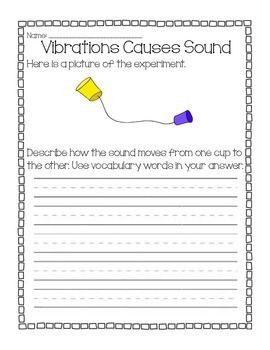 Sound And Light Bundle Common Core Activities Experiment With