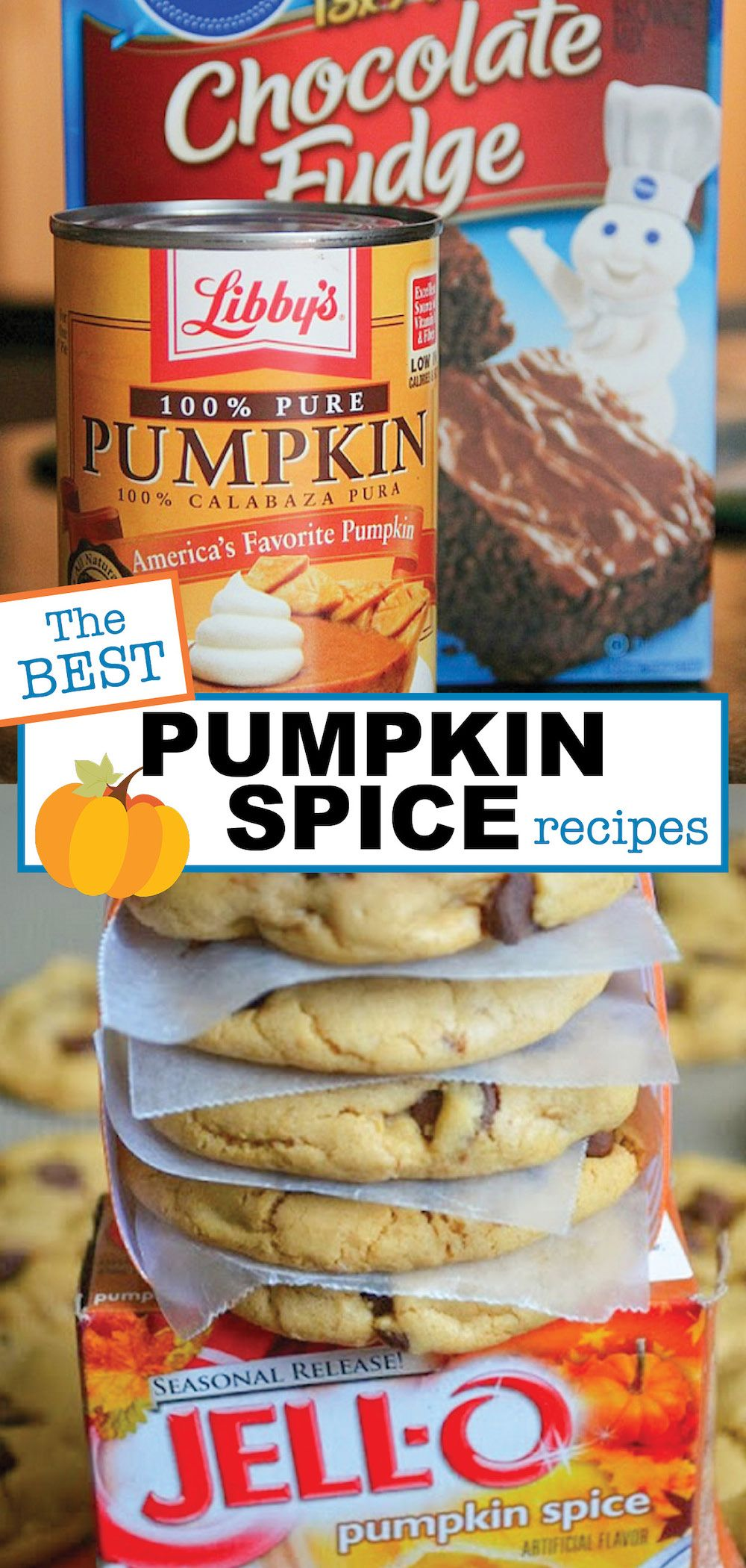 The BEST Pumpkin Spice Recipes #pumpkinspicecupcakes