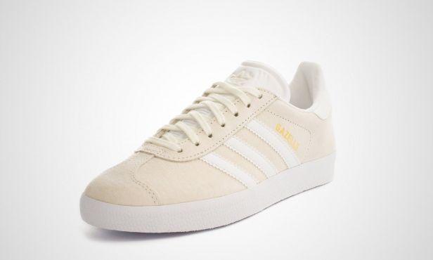 adidas Gazelle (beige white) BB5475 | 43einhalb sneaker