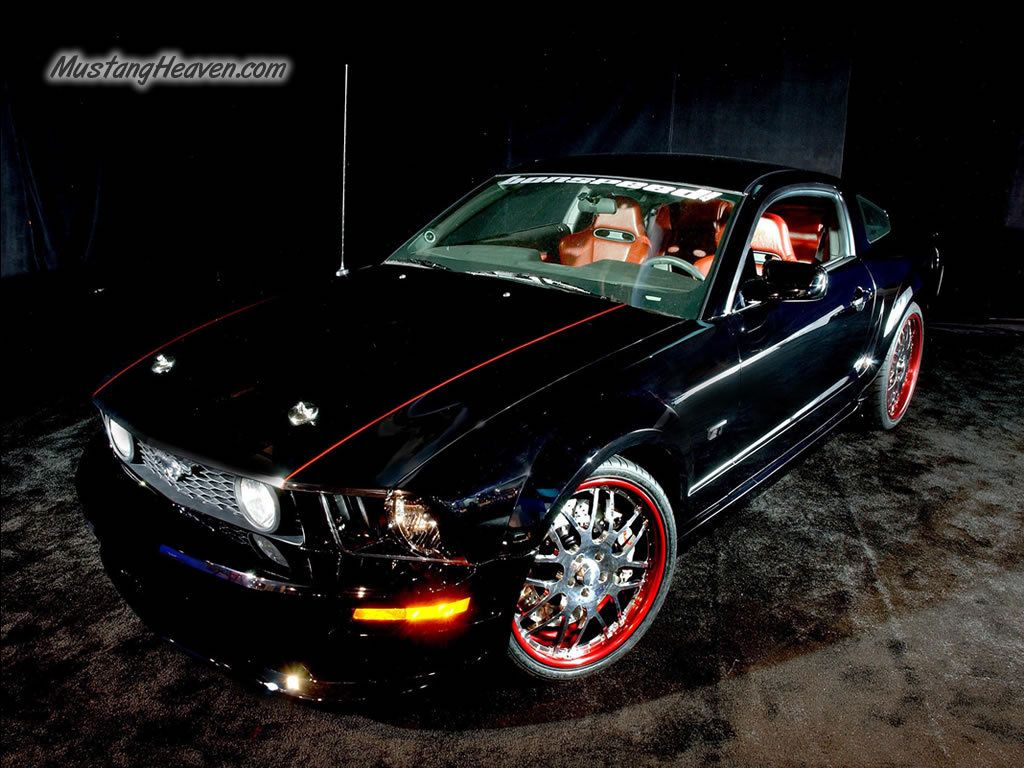 Ford Mustang Hd 1080p