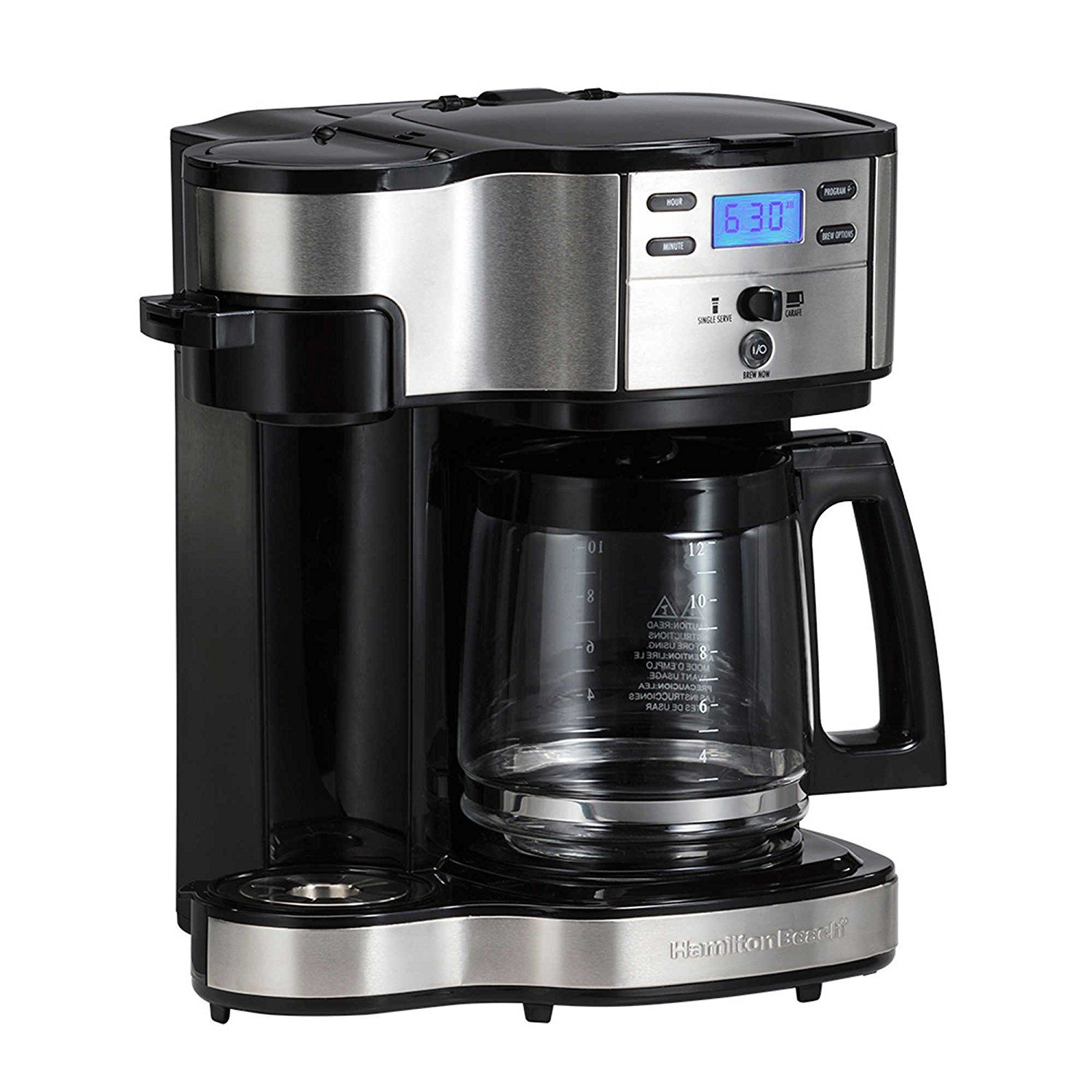 Hamilton Beach Two Way Brewer The Scoop Coffee Maker