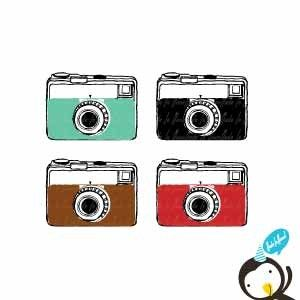 Clip Art Vintage Camera Clip Art 1000 images about camera clip art on pinterest vintage cameras graphics fairy and art