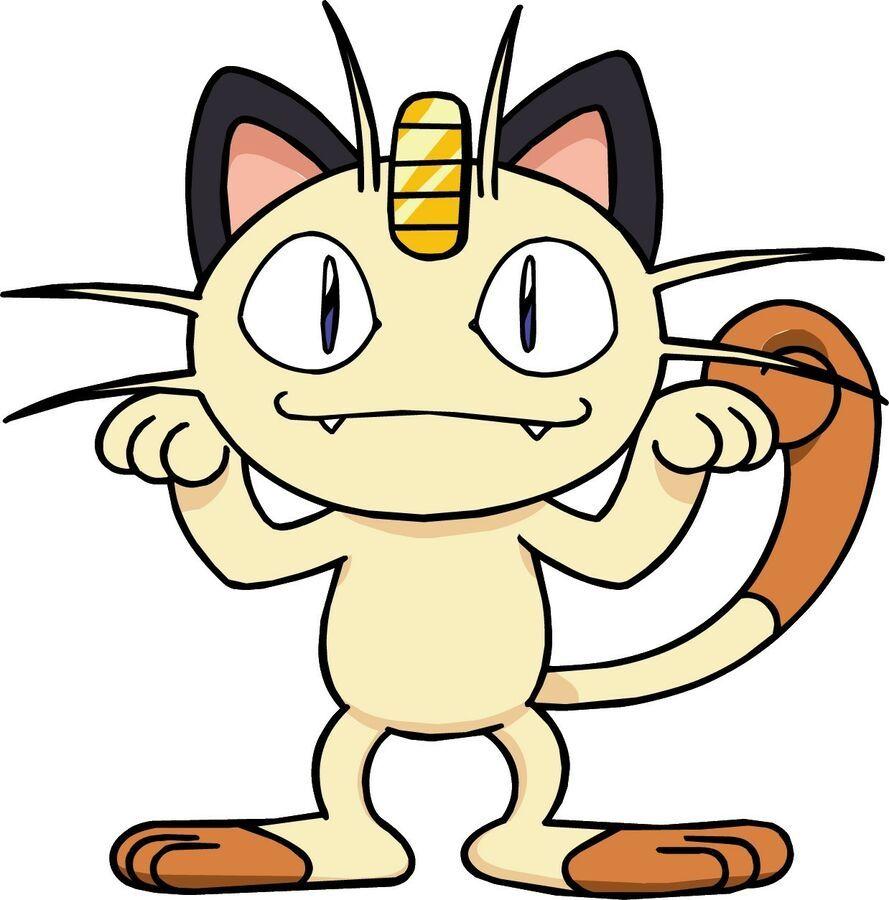 Pokemon Meowth Cosplay Costume Tail Meowth Pokemon Cosplay Pokemon Meowth Cat Pokemon Pokemon