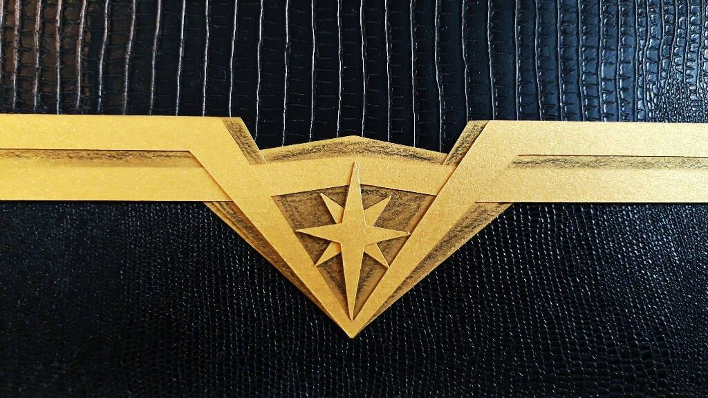 Wonder Woman Svg Dxf Studio Files For Diy Tiara Crown For Silhouette