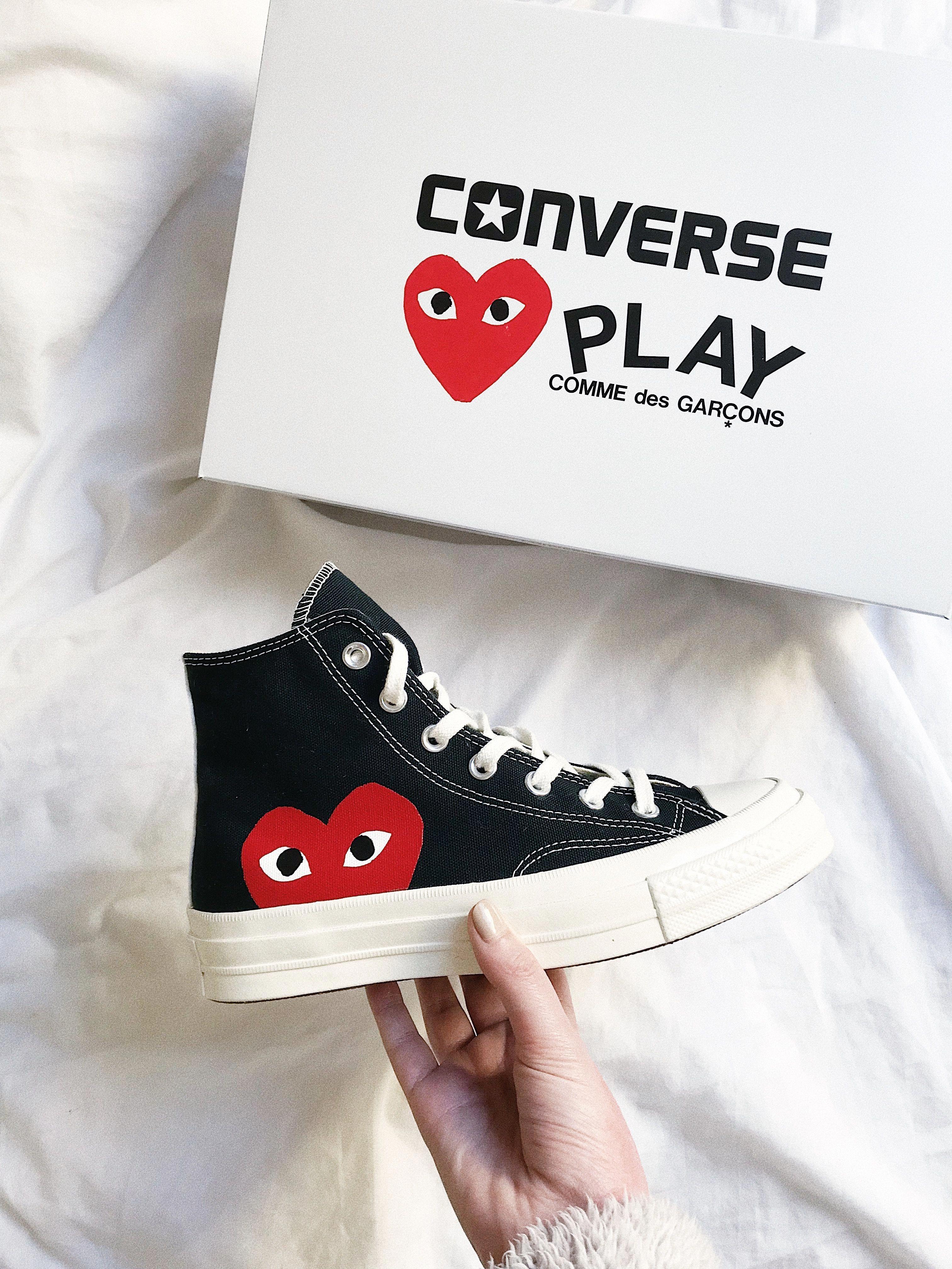 Shoes | Schoenen | sneakers | Converse | Comme Des Garcons ...
