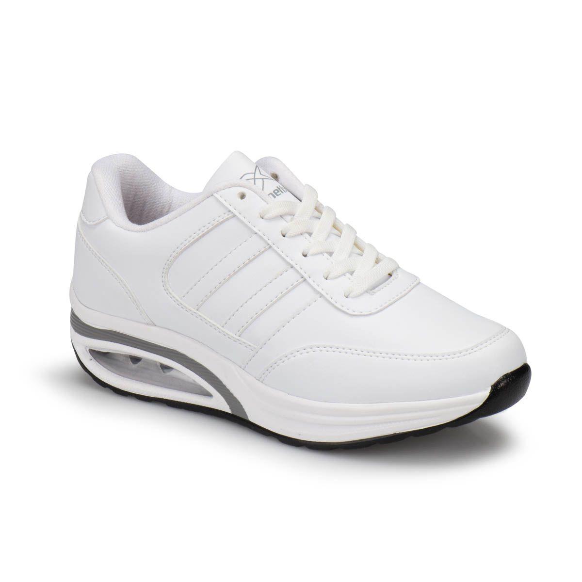 Kinetix Nelia W Beyaz Kadin Sneaker Sneaker Spor Ayakabilar Kadin