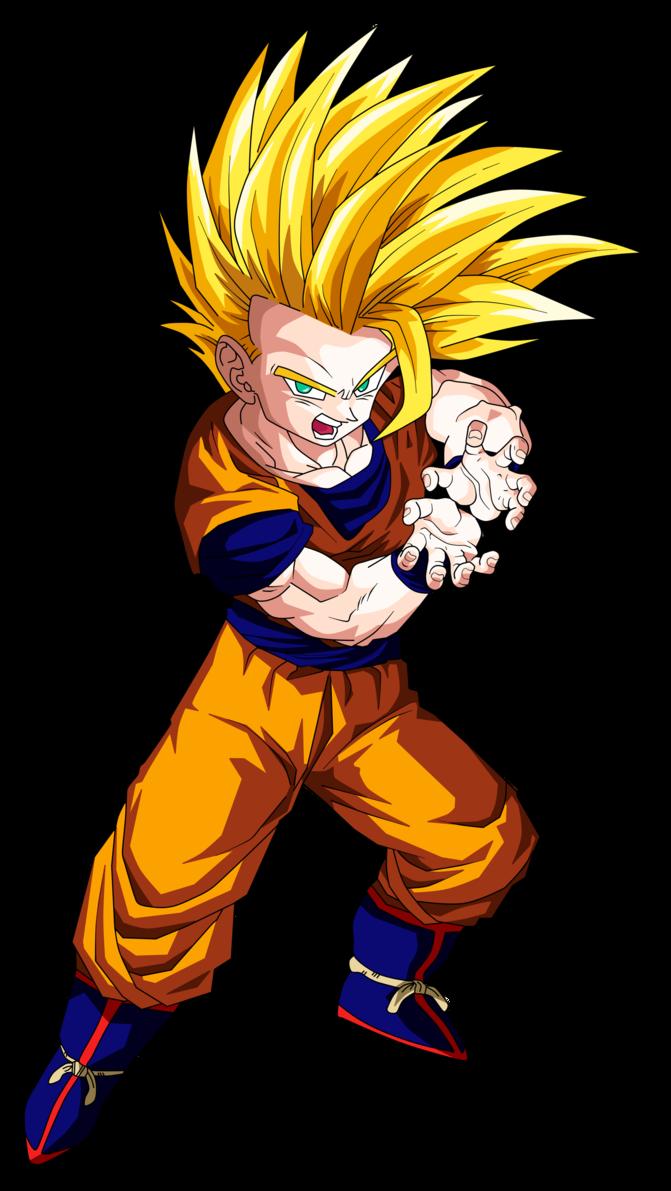 Pin Em Personagens Dragon Ball Z