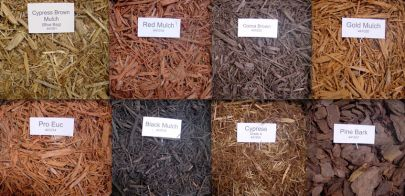 Get The Natural Bark Mulch And Gardening Mulch Mulch Landscaping