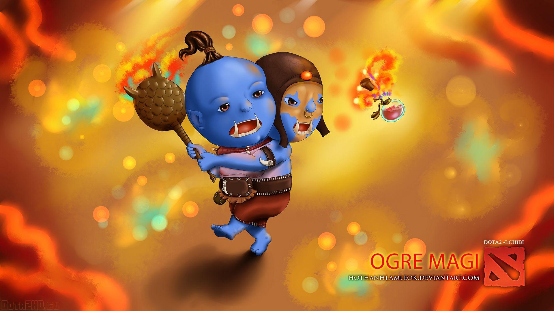 Download Wallpaper X Chibi Heroes Art Full Hd