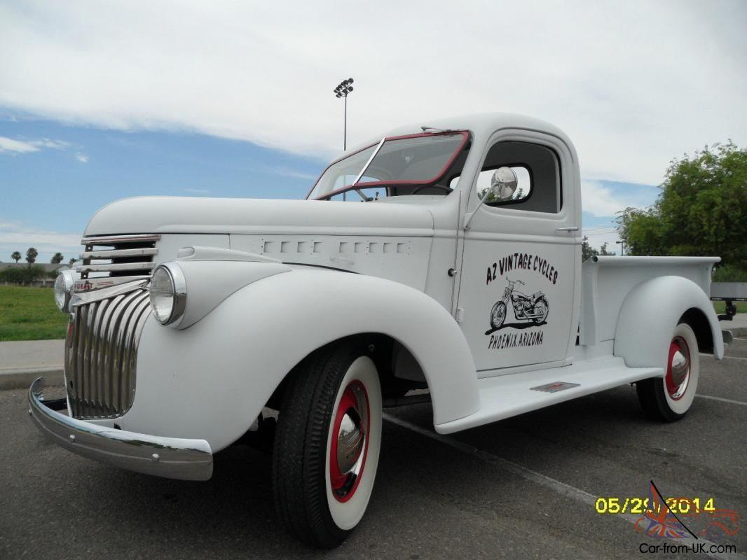 1946 Chevy Short Bed Model 3104 With Images Chevy Trucks
