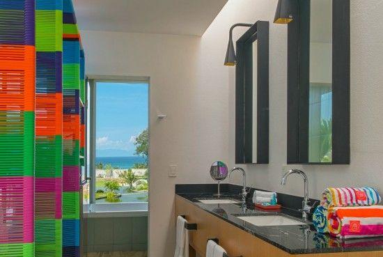 Wonderful Ocean View Escape Bathroom | Abodes | Pinterest