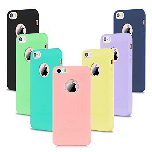 Étui Apple iPhone 5C, iPhone 5C Coque Dur Transparent Clair Poids ...