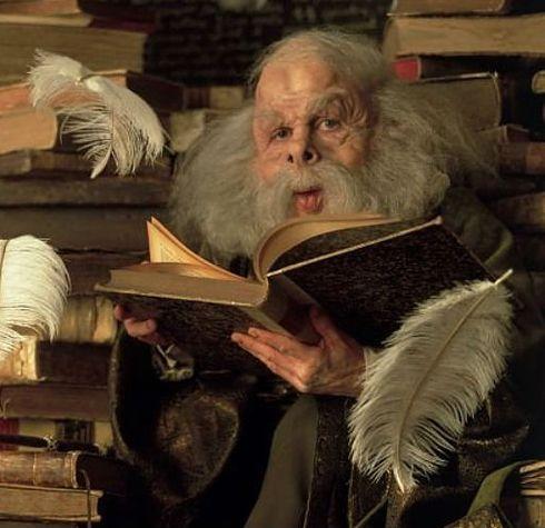 Warwick Davis Harry Potter Movies Flitwick Warwick Davis