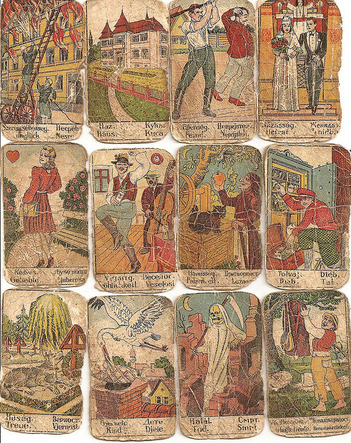 Gypsy Fortunetelling Cards   Halloween   Tarot, Fortune telling