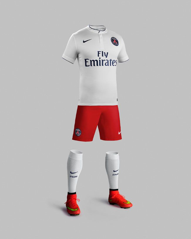 uniforme original del psg