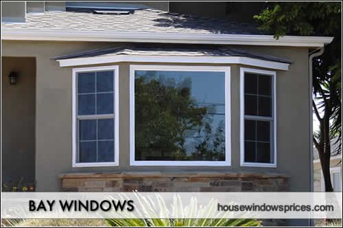 Bay window exterior windows pinterest bay window for Bay window exterior designs
