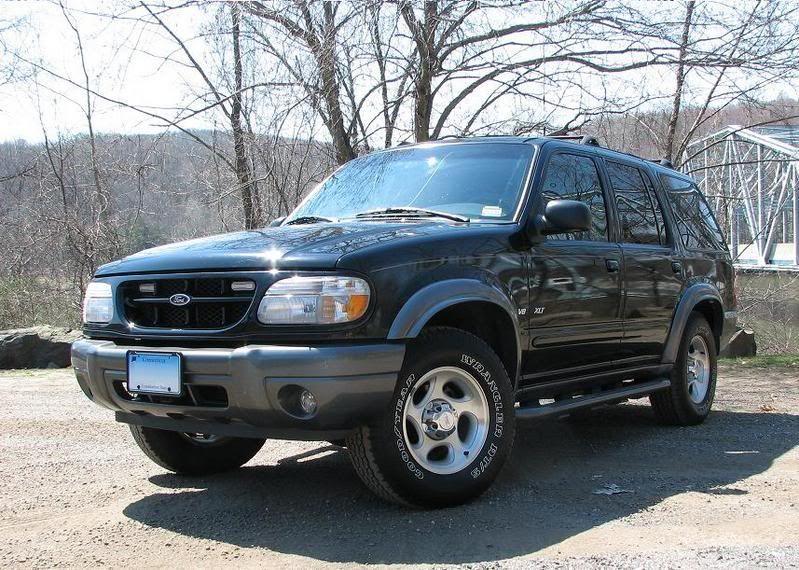 2000 Ford Explorer XLT Ford explorer xlt, Ford explorer