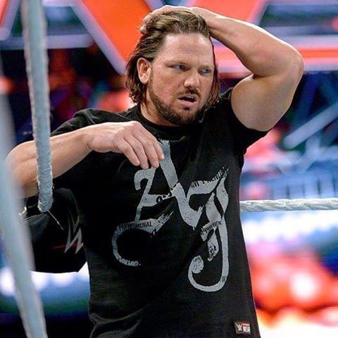 AJ Styles #WWE Such a daddy! | Fine  I have an AJ Styles