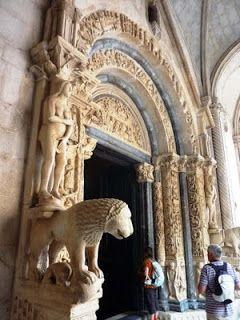 Trogir Sightseeing Croatia Renaissance Architecture Croatia World Heritage Sites