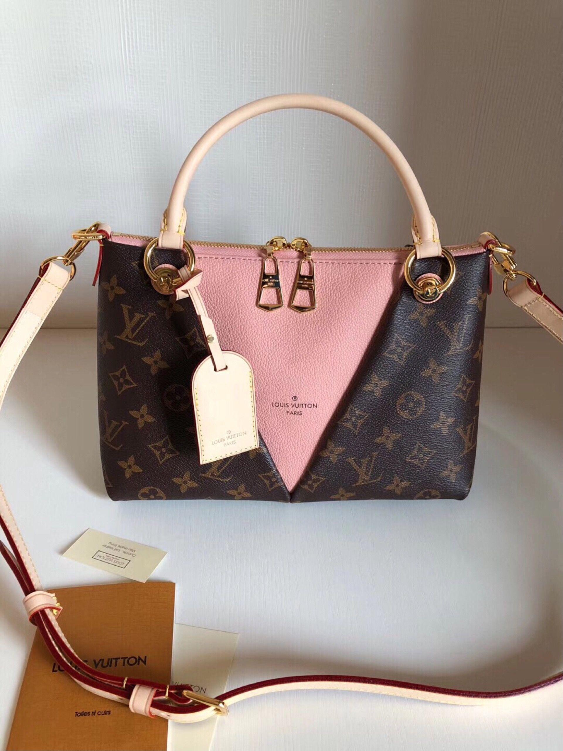 8ab208de8ff7 Louis Vuitton V Tote Bag M43967 Rose  louis vuitton v tote bag  louis   vuitton  v  tote bag  lv tote bag  lv tote purses  lv tote