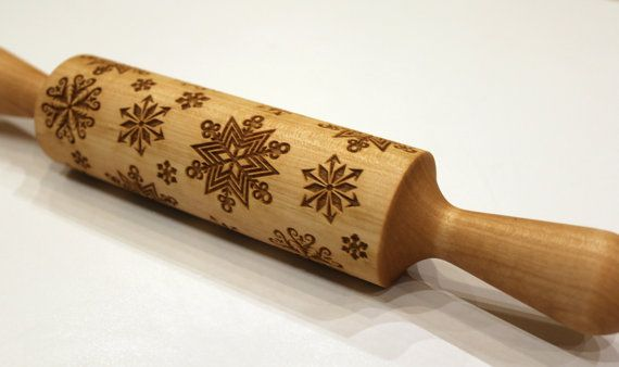 Embossing Rolling Pin Silky Terrier Small Rolling  Pin for Cookies with Dog/'s Body Roller with Your Pattern Engraved Rolling-pin
