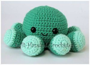 10 Octopus Crochet Patterns